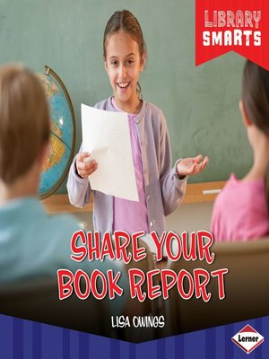 cover image of Share Your Book Report