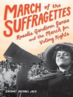 cover image of March of the Suffragettes