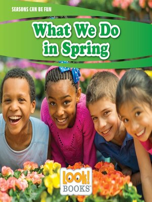 cover image of What We Do in Spring
