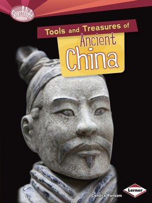 cover image of Tools and Treasures of Ancient China