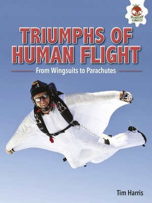 cover image of Triumphs of Human Flight