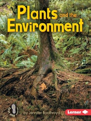 cover image of Plants and the Environment