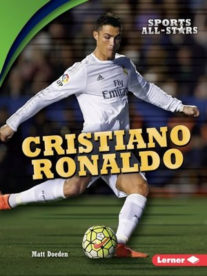 cover image of Cristiano Ronaldo