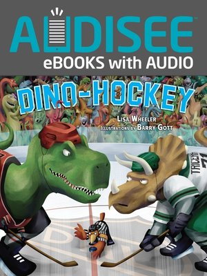 cover image of Dino-Hockey