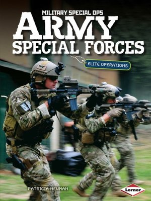 cover image of Army Special Forces