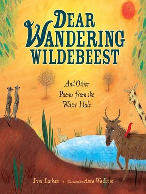 cover image of Dear Wandering Wildebeest