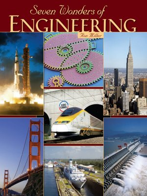 cover image of Seven Wonders of Engineering