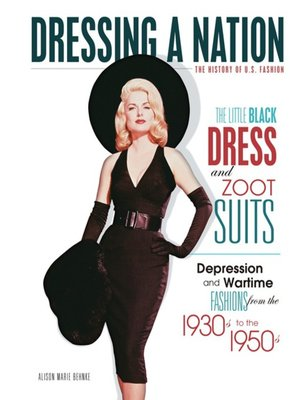 cover image of The Little Black Dress and Zoot Suits