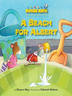 cover image of A Beach for Albert