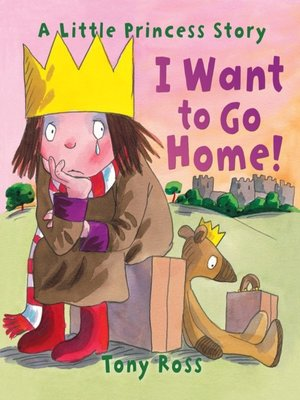 cover image of I Want to Go Home!