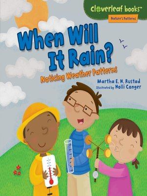 cover image of When Will It Rain?