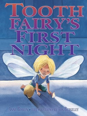 cover image of Tooth Fairy's First Night