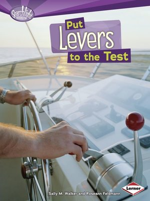 cover image of Put Levers to the Test