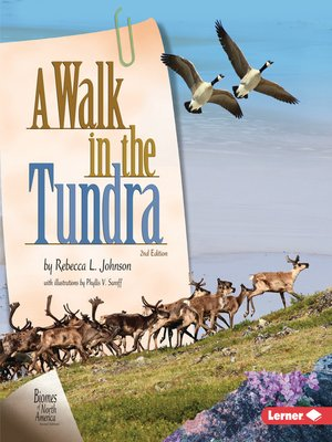 cover image of A Walk in the Tundra