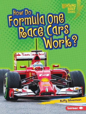 cover image of How Do Formula One Race Cars Work?