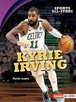 cover image of Kyrie Irving