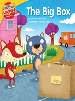 cover image of The Big Box