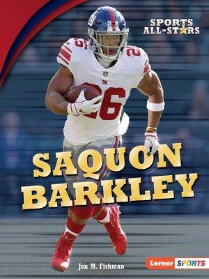 cover image of Saquon Barkley