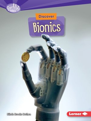 cover image of Discover Bionics