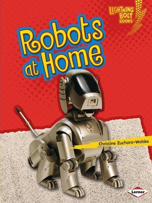 cover image of Robots at Home