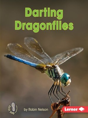 cover image of Darting Dragonflies