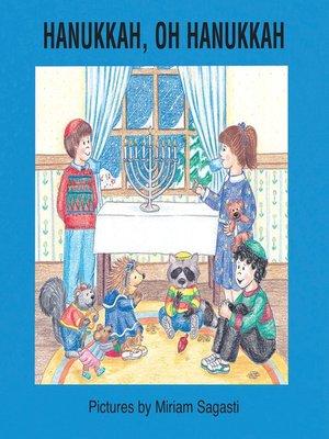 cover image of Hanukkah, Oh Hanukkah!