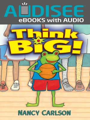 cover image of Think Big!
