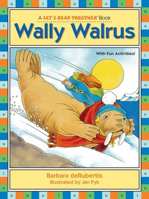 cover image of Wally Walrus