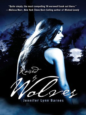 cover image of Raised by Wolves