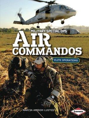 cover image of Air Commandos