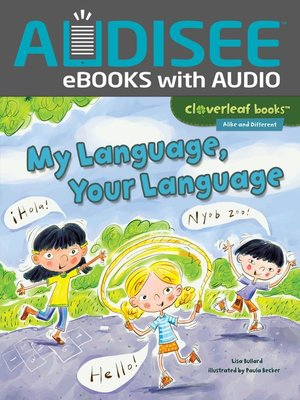 cover image of My Language, Your Language
