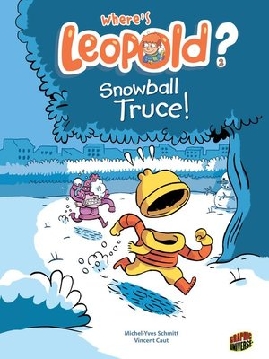 cover image of Snowball Truce!