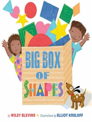 cover image of Big Box of Shapes