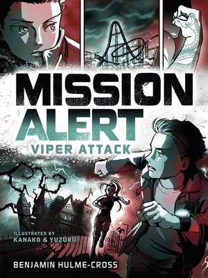 cover image of Viper Attack