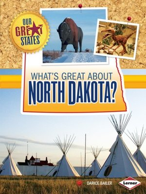 cover image of What's Great about North Dakota?