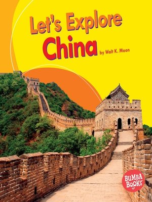 cover image of Let's Explore China