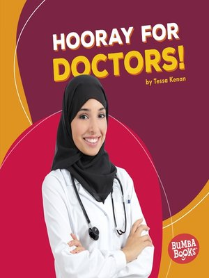 cover image of Hooray for Doctors!