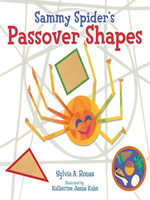 cover image of Sammy Spider's Passover Shapes