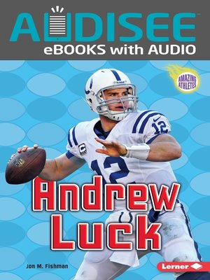 cover image of Andrew Luck