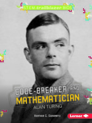 cover image of Code-Breaker and Mathematician Alan Turing