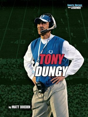 cover image of Tony Dungy