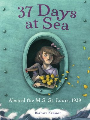 cover image of 37 Days at Sea