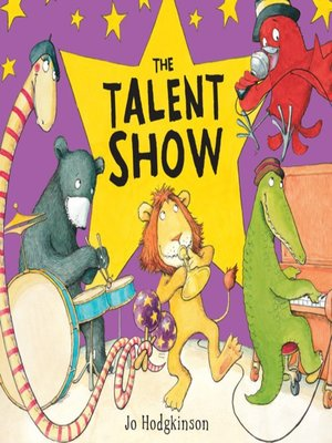 cover image of The Talent Show