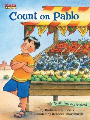 cover image of Count on Pablo