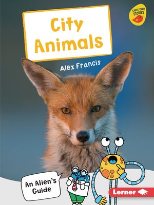 cover image of City Animals