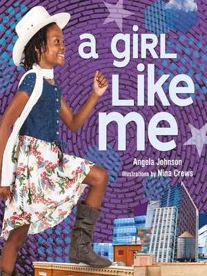 cover image of A Girl Like Me