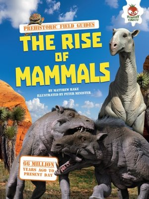 cover image of The Rise of Mammals