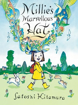 cover image of Millie's Marvellous Hat