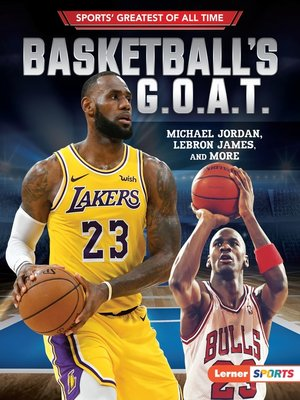 cover image of Basketball's G.O.A.T.