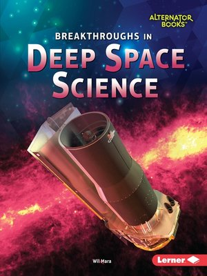 cover image of Breakthroughs in Deep Space Science